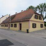 Gerolfing - Vereinsheim