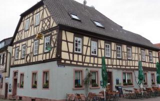 Fachwerk Lohr am Main - Hauptstrasse 47