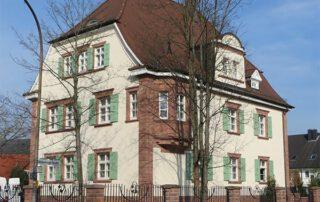 2016 Kleinwallstadt altes Forsthaus