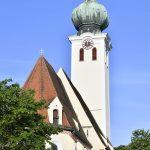 Ramersdorf - Pfarr- und Wallfahrtskirche St. Maria