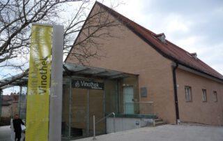 Stift Klosterneuburg - Vinothek