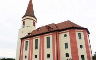 Eysoelden - Kirche