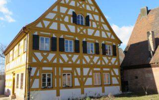 Nürnberg - Pfarrhof-Grossgründlach